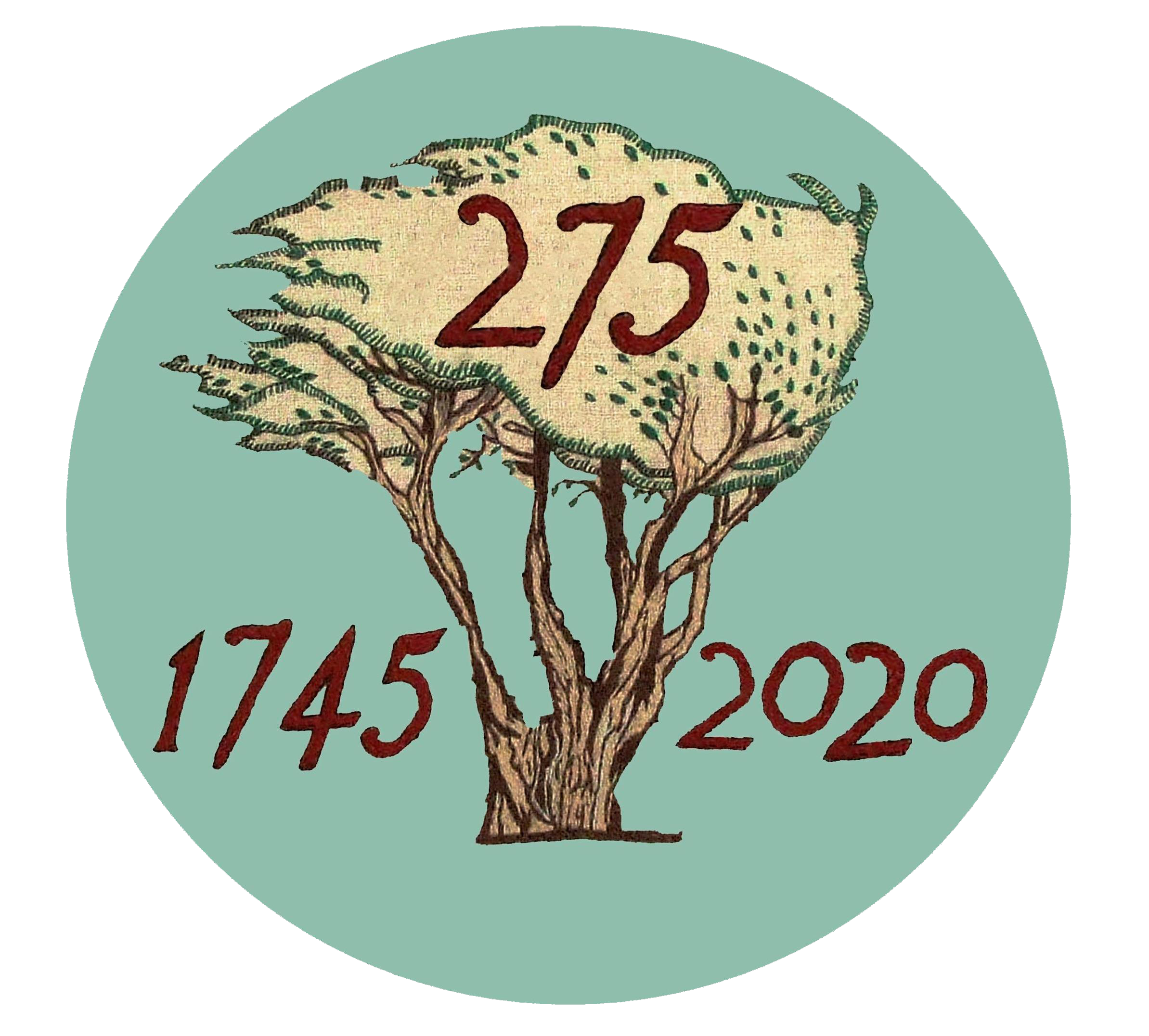 PRESTONPANS 1745- 2020